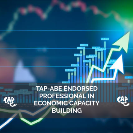 TAP-ABE Professional In Economic Capacity Building (Main Section)