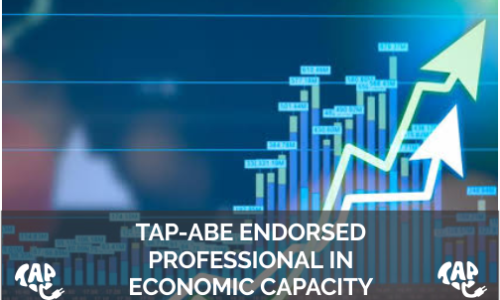 TAP-ABE Professional In Economic Capacity Building (Introductory Section)