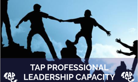 TAP Professional Leadership Capacity Building Course Template